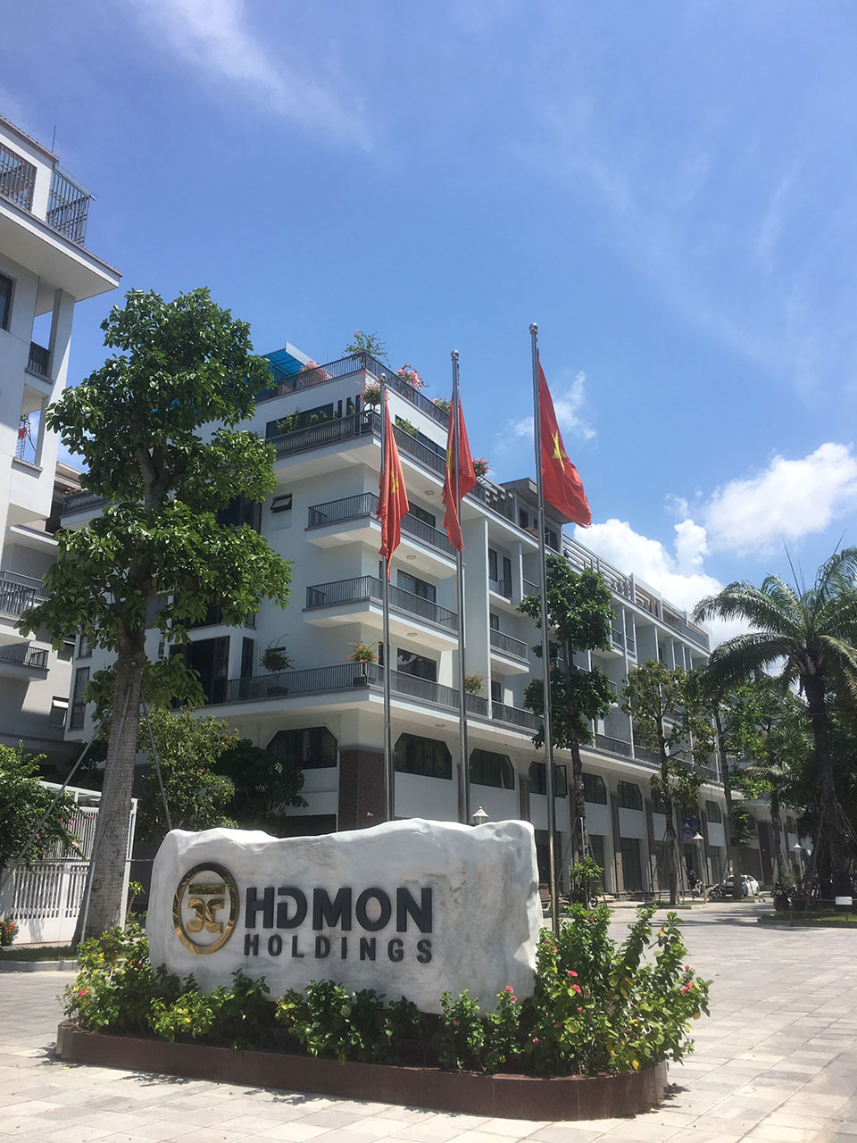 Nhà anh Hiển thuộc dự án HD Moon Holdings - TP Hạ Long Quảng Ninh